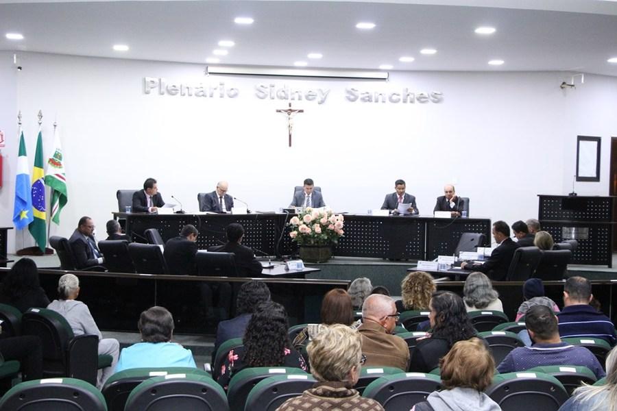 Center c mara aprova revis o e reajuste salarial a servidores municipais