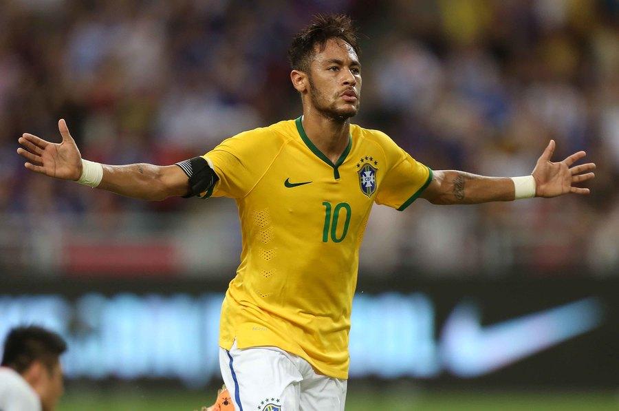 Center neymar 0 1