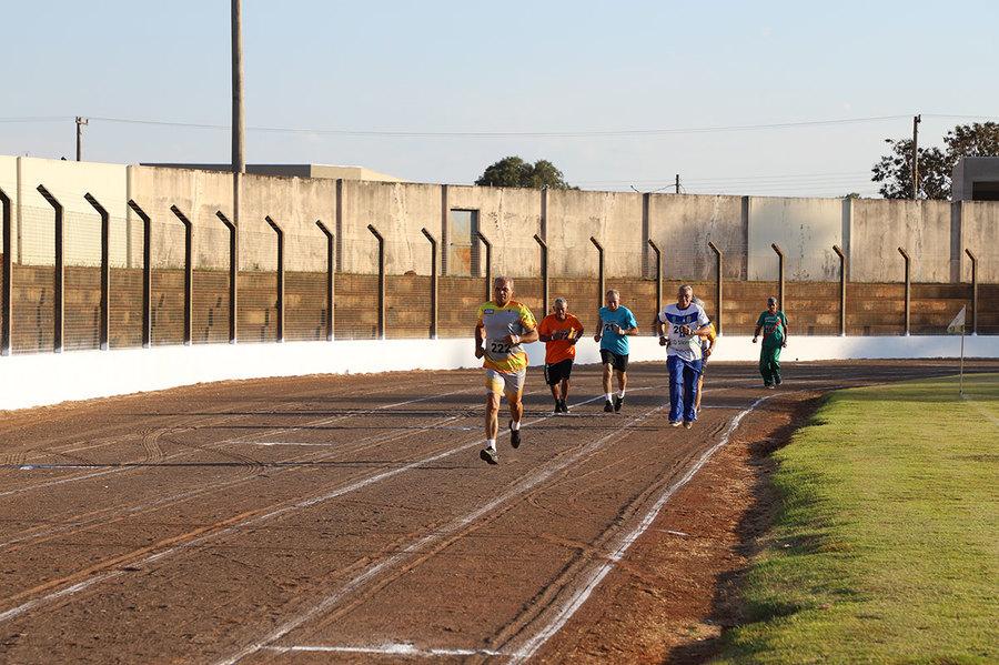 Center corrida