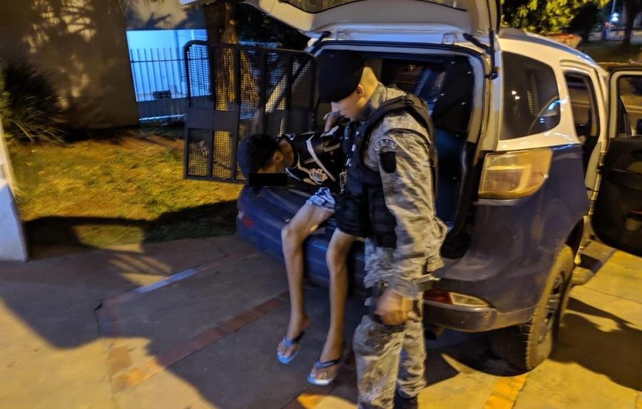 Nova Andradina - Força Tática prende jovem com 85 pinos de cocaína - Nova News