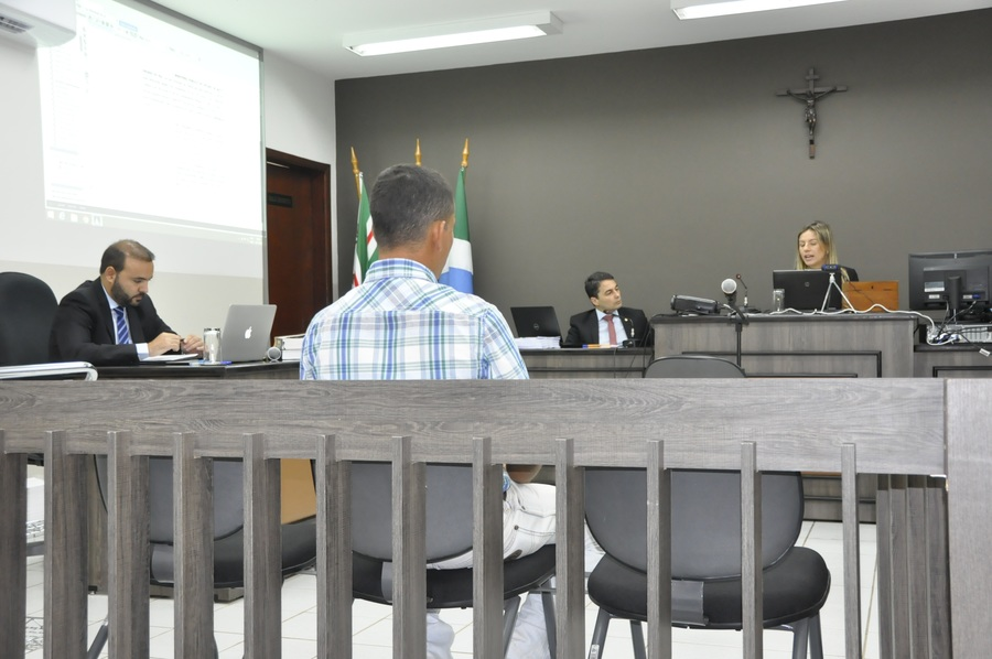 Iniciado julgamento de homem acusado de tentativa de homicídio em Nova Andradina - Nova News