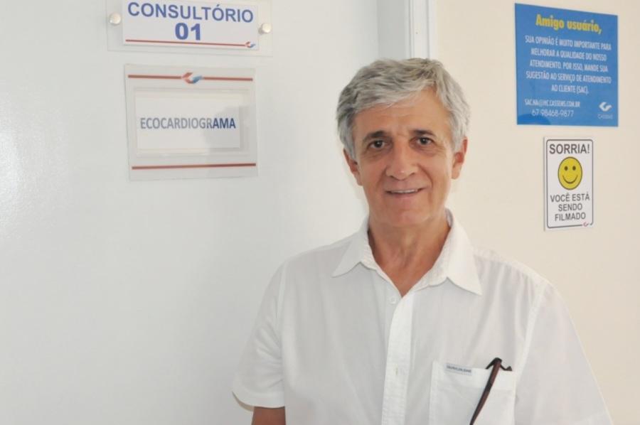 Cardiologista do Hospital Cassems destaca exames realizados na unidade de Nova Andradina - Nova News