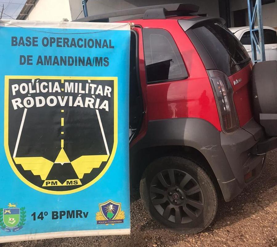 PMR prende traficante transportando quase 180 kg de maconha em Ivinhema - Nova News