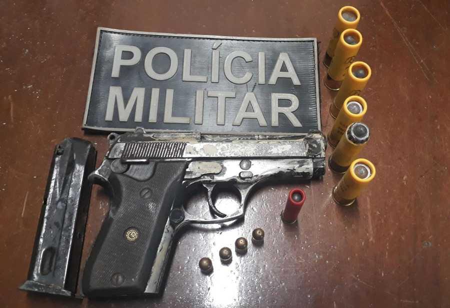 Polícia Militar apreende adolescente portando arma de fogo em Ivinhema - Nova News