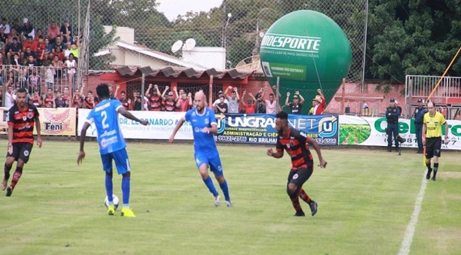 Center foto futebol ms 1