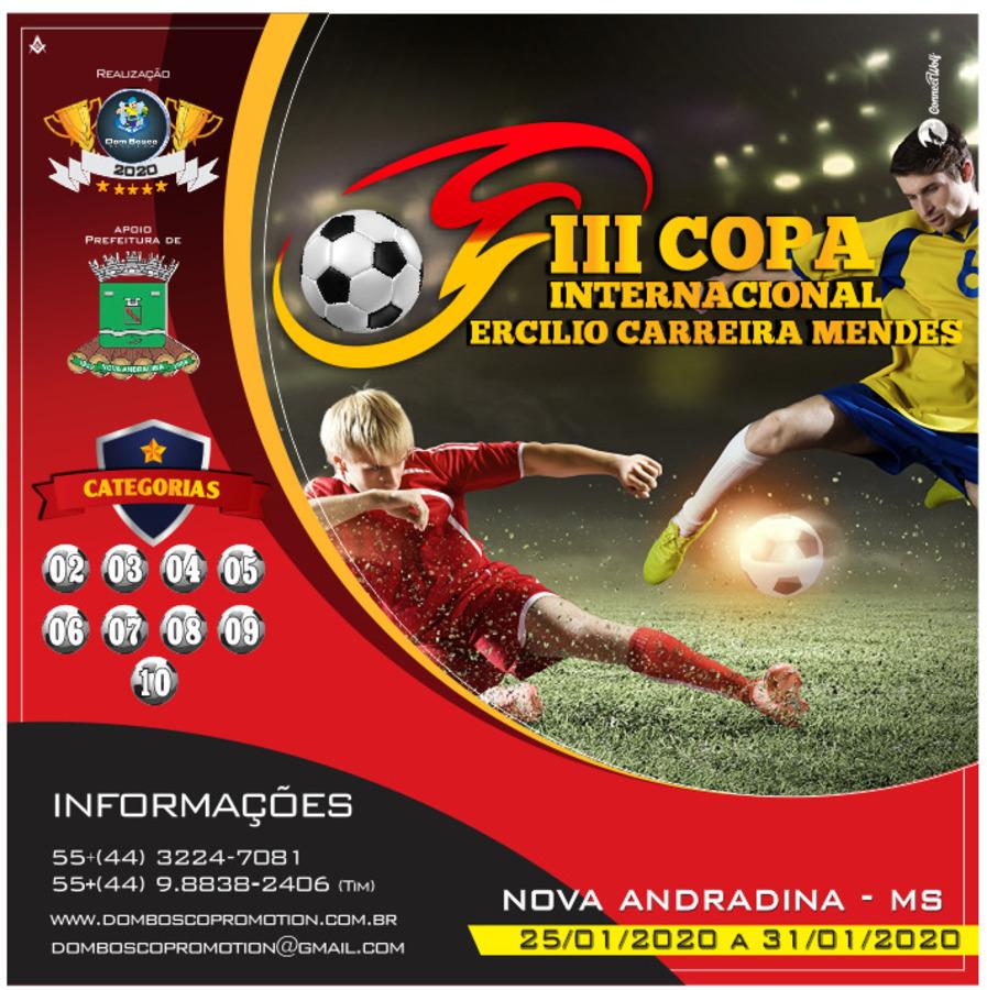Center banner copa