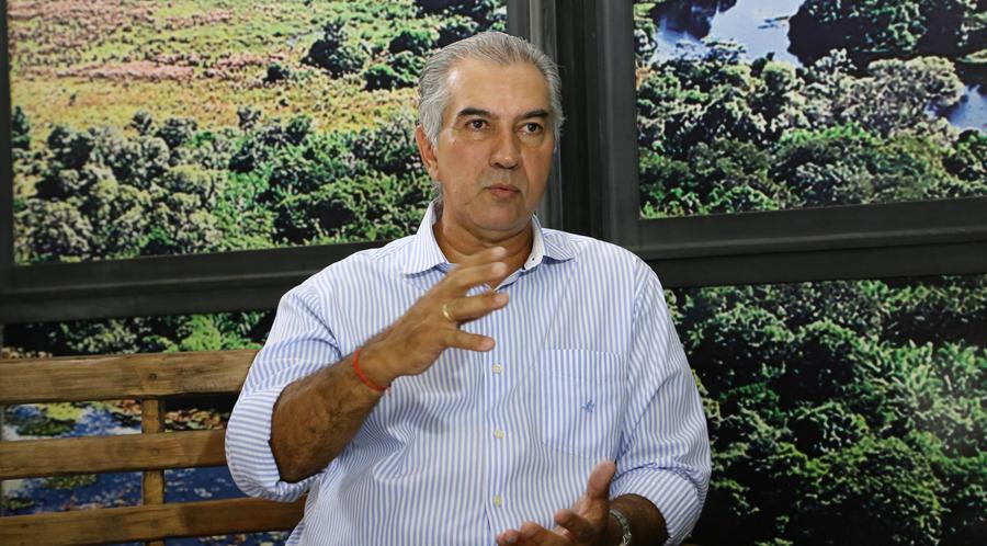 Center entrevista com governador foto edemir rodrigues 9