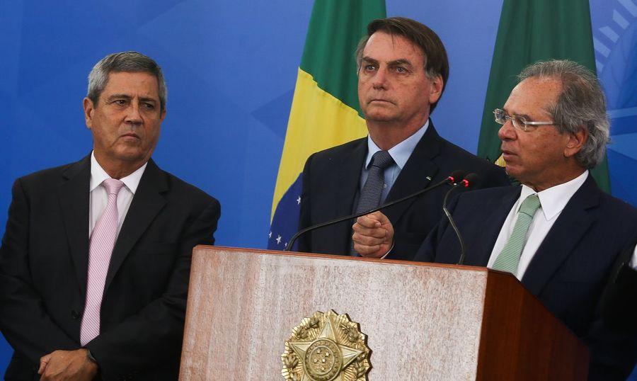 Center economia pr jair bolsonaro coletiva0104201364