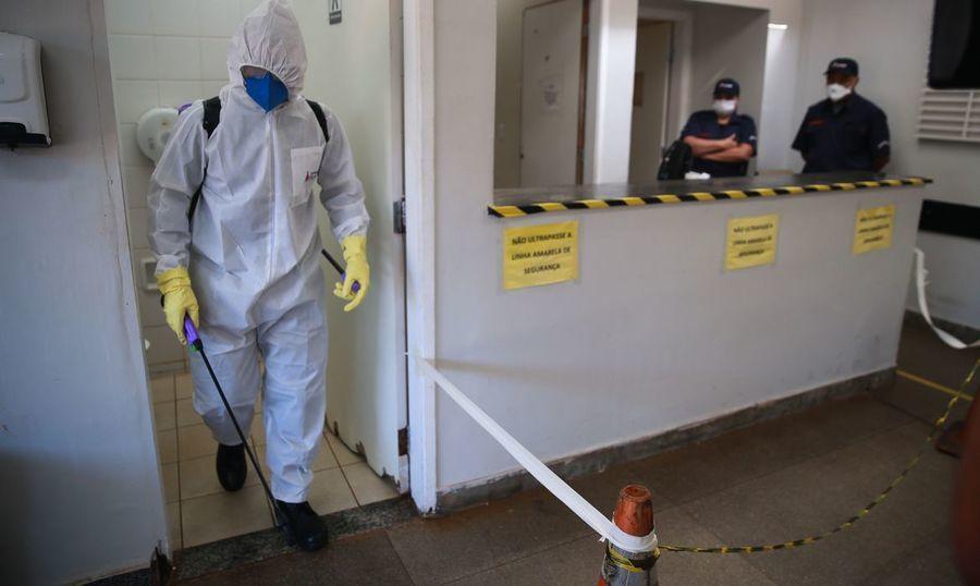 Center center descontaminacao hran 3103201228 0