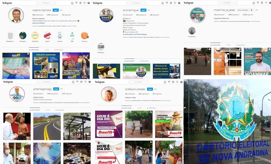 Center campanha redes