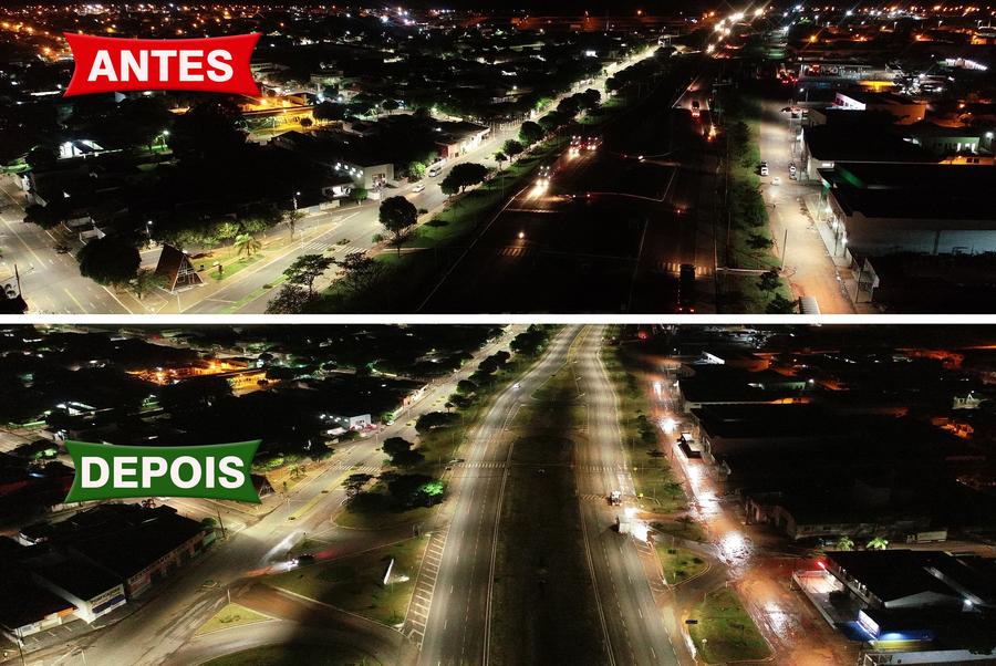 Center antes e depois2