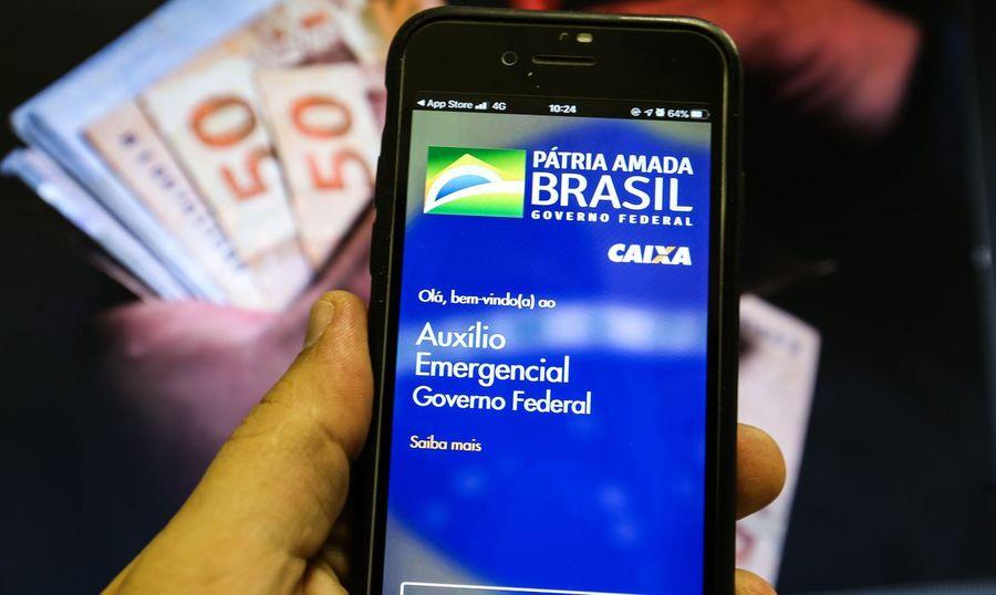 Center auxilio emergencial caixa 1510202277