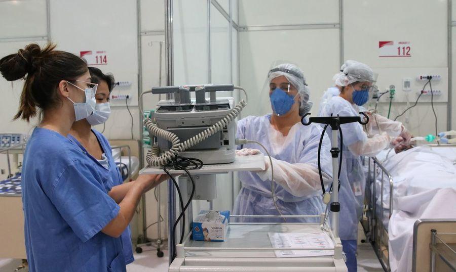 Center hospital de campanha covid 19 complexo esportivo do ibirapuera2904200184 0