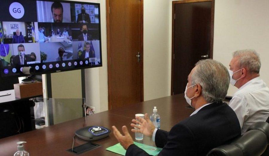 Center video confer ncia ministro da sa de foto chico ribeiro 768x425 730x425