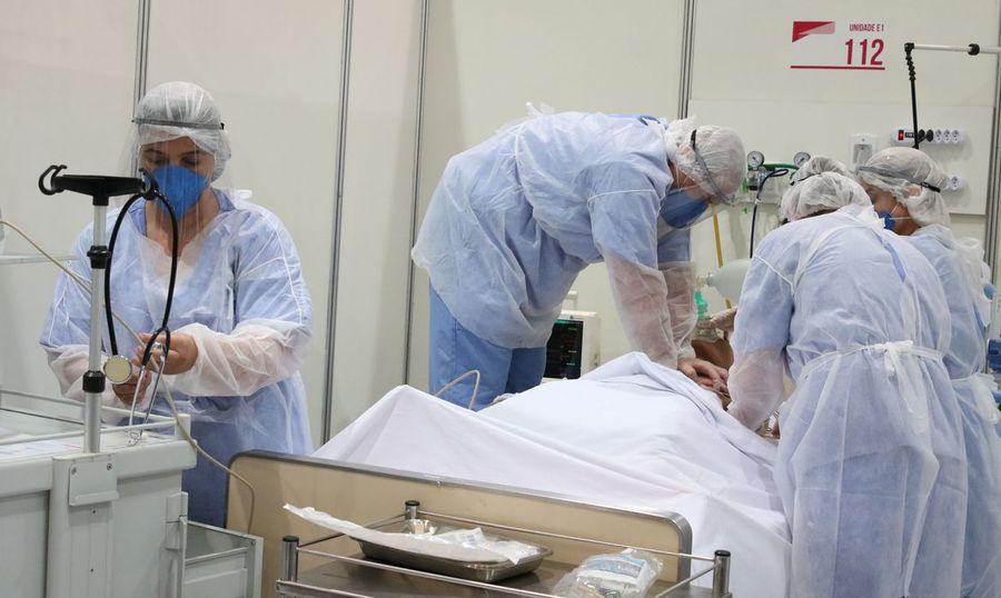 Center hospital de campanha covid 19 complexo esportivo do ibirapuera2904200182