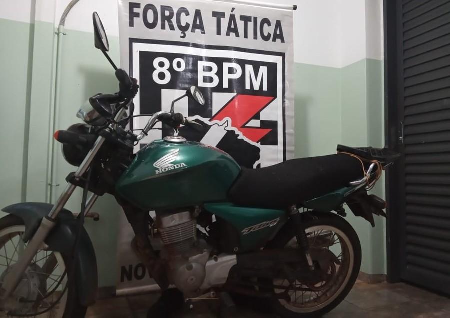 Center moto