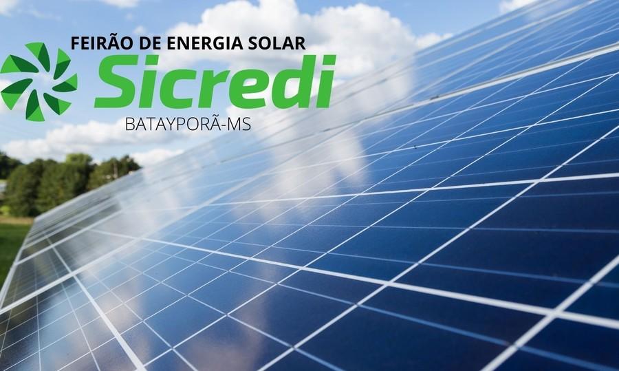 Center feir o de energia solar