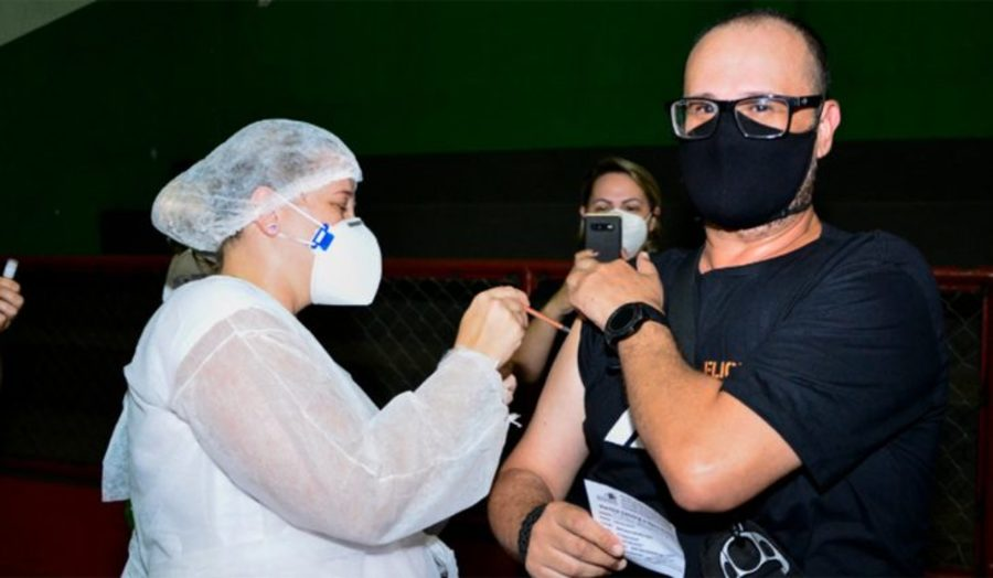 Center vacina o de agentes de seguran a foto sejusp 2 730x425